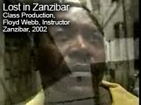 Lost in Zanzibar